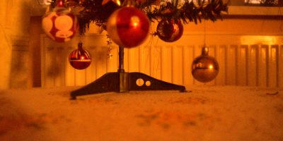 Nikon D5300 example photo of the dark room
