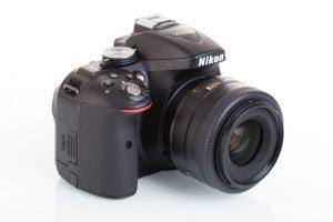 Nikon D5300 model