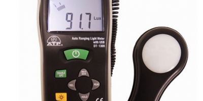 Lux meter device