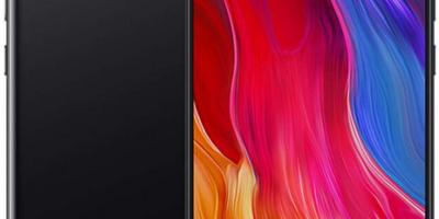 Xiaomi Mi 8 Global version head