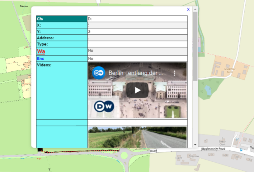 Openlayers QGIS2web pop-up header