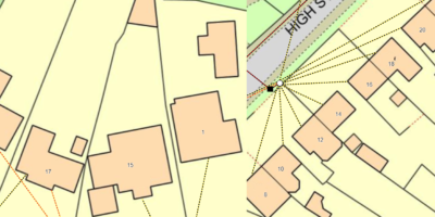 QGIS2web openlayers map label correct