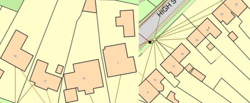 QGIS2web openlayers map label correct