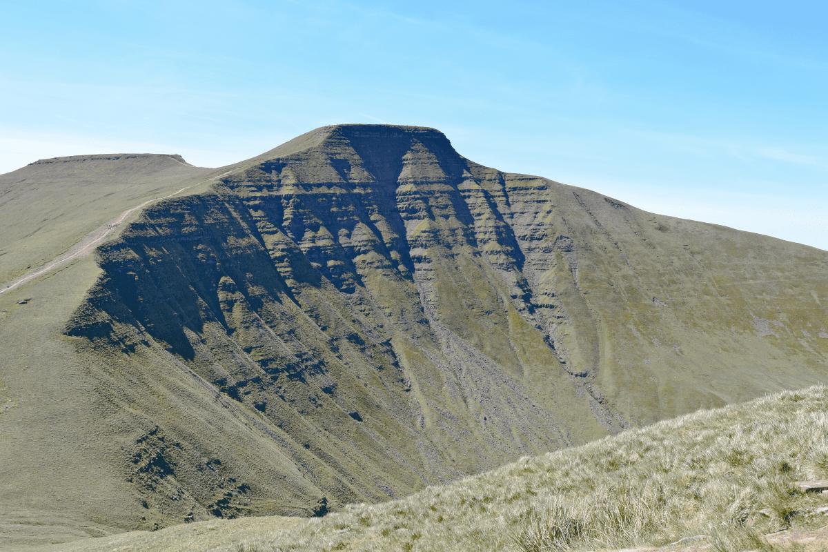 Pen Y Fan Brecon Beacons National Park in Wales